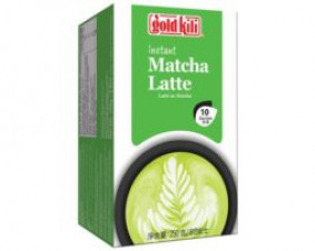 Matcha latte Gold kili 10 x 25 g.