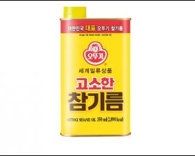 Olej sezamowy Ottogi 350 ml