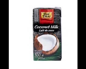 Mleko kokosowe Real Thai 500 ml