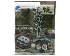 Japońskie Glony do sushi nori gold 25 g 10 listków