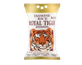 Ryż jaśminowy Royal Tiger 5 kg