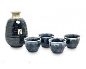 zestaw do sake Tenmoku