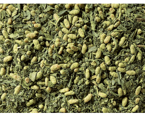 Herbata zielona z prażonym ryżem Genmaicha 1 kg.