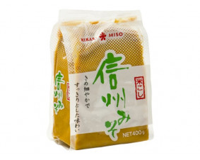 Pasta Miso Hikari biała 400 g.