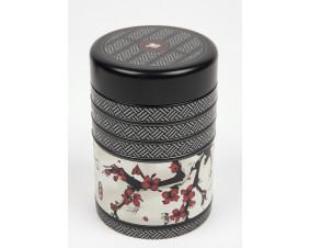 Puszka na herbatę Kyoto 125 g cherry.