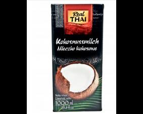 Mleko kokosowe Real Thai 1000 ml