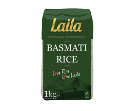 Ryż Basmati premium Laila 1 kg
