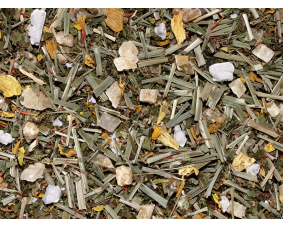 Herbata zielona  Sencha z imbirem i cytryną 1 kg