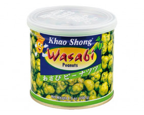Groszek wasabi Edamame 140 g.