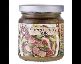 Pasta zielone curry FG 195 g.