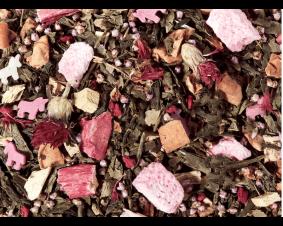 Herbata zielona owocowa z jednorożcami  1 kg