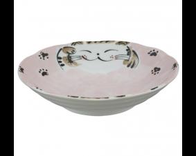 Miska Kot pink 20 x 7 cm