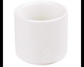 Czarka ceramiczna biała do sake Asia Deli